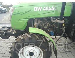 Новый минитрактор DW 404AC