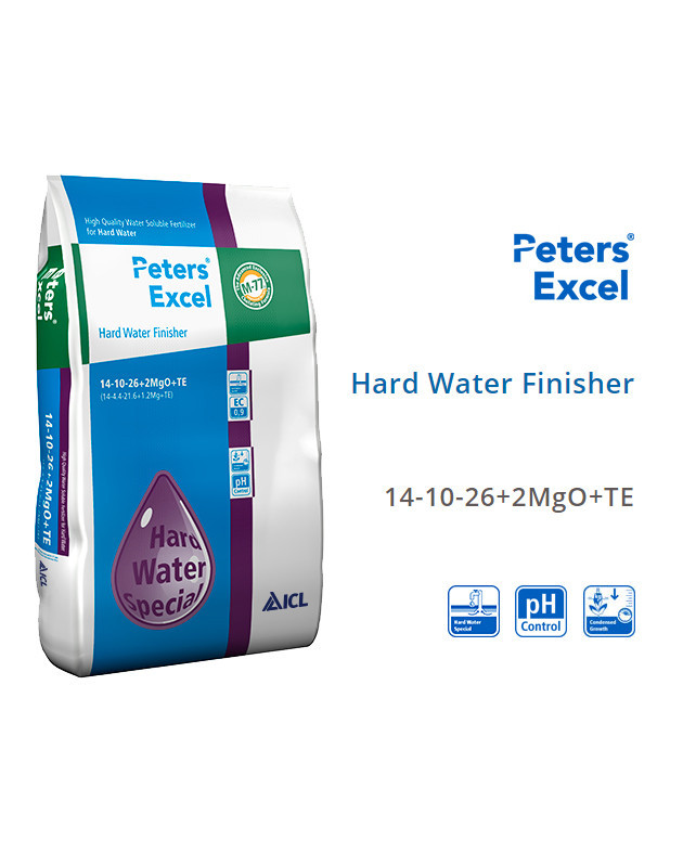 Peters Excel Hard Water Finisher 14-10-26+2MgO+TE 200г
