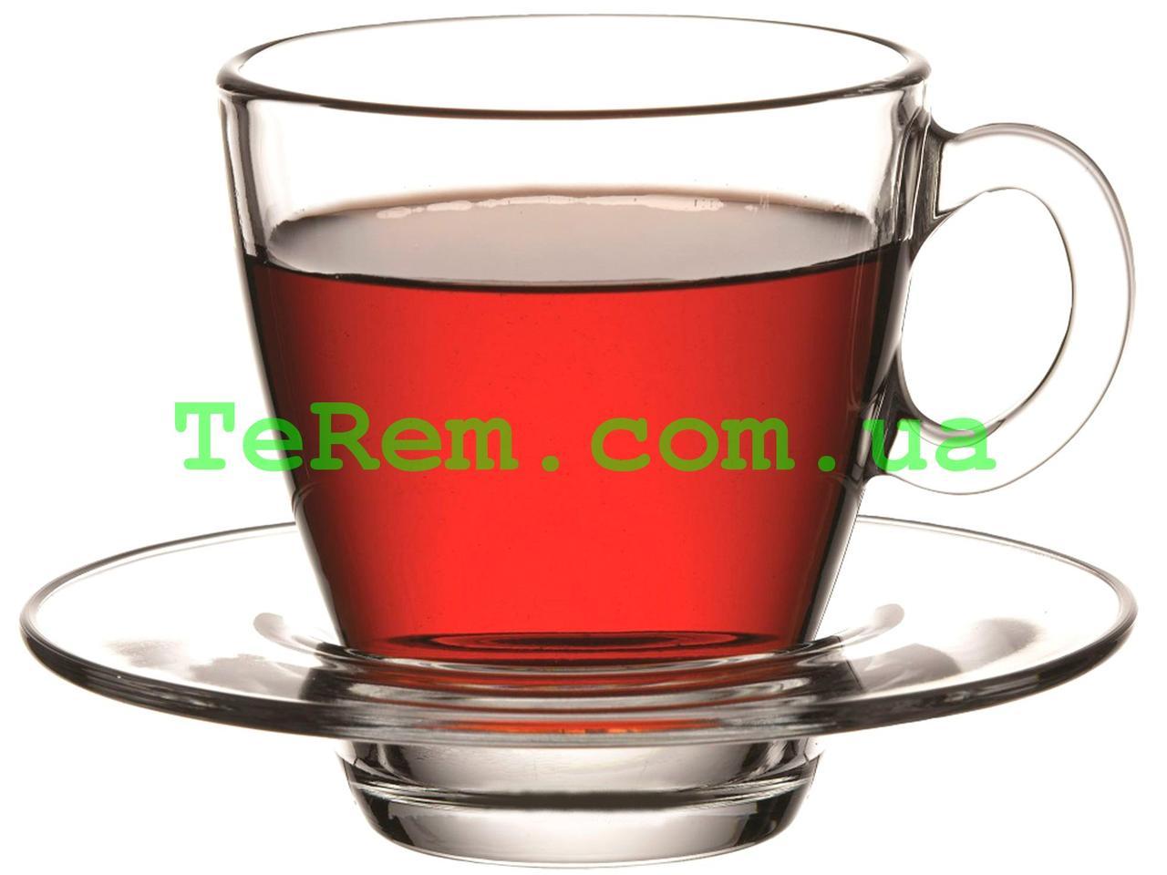 Чайный 12 предметный набор Aqua 95040