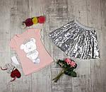 Костюмы детские для девочки на лето Neon 1465