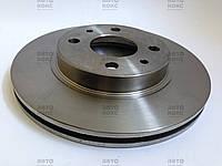 Тормозной диск передний Brembo 09.8894.14 на ВАЗ 2110−12 (R13)