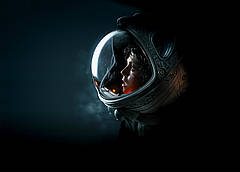 Картина Alien Чужой постер 60х40 AL 09.001