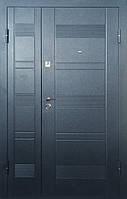 """Входная дверь """"МИНИСТЕРСТВО ДВЕРЕЙ"""" ПУ-132 Серый горизонт (ширина 1200)"""