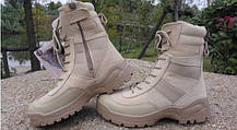 Песочные тактические ботинки берцы 5.11 technical research , фото 3