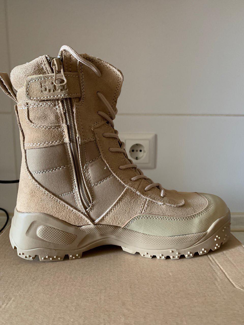 Песочные тактические ботинки берцы 5.11 technical research