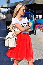 Юбка фатиновая юбка, фото 3