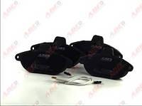 Колодки тормозные передние (без пружин) SCUDO JUMPY EXPERT 96-06 ABE C1F031ABE