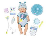Кукла пупс Baby Born Беби Борн мальчик Нежные объятия очаровательный малыш Zapf Creation