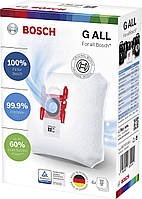 Набор мешков для пылесоса BOSCH type G ALL BBZ41FGALL для GL20 GL30 GL40 GL50 GL60 SPHERA LOGO POWERMAX