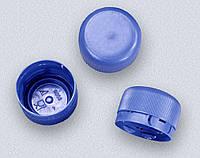 Крышка для ПЭТ бутылки синяя