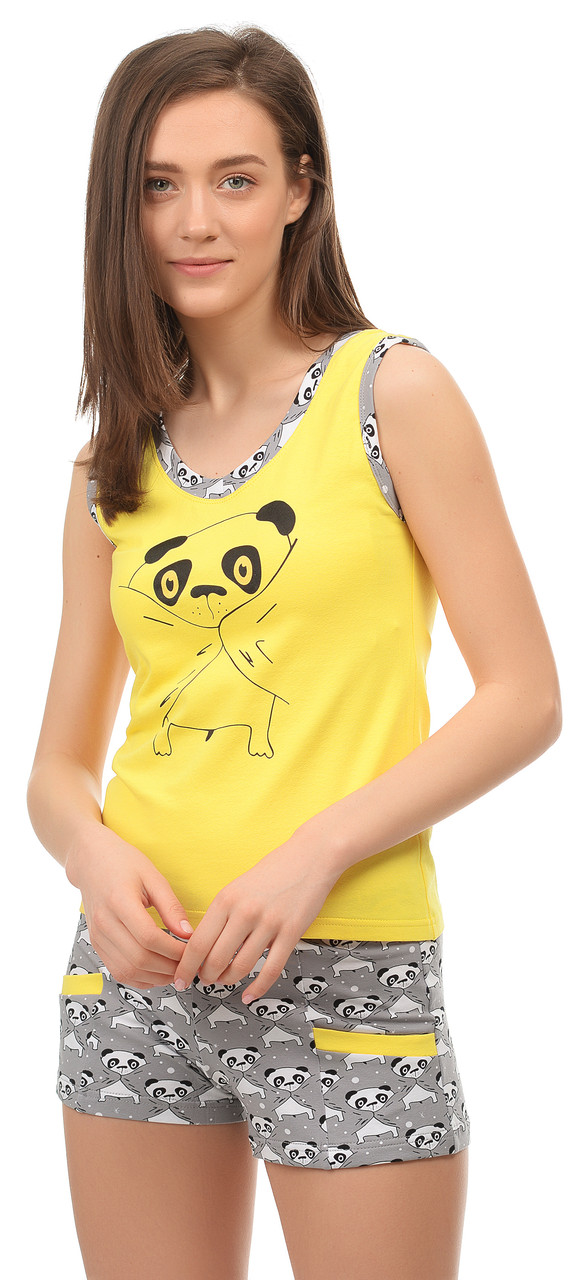 Майка шорти 0125/134 Barwa garments