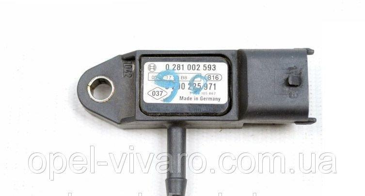 Мапсенсор 1.9 DCI NISSAN PRIMASTAR 00-14 (НИССАН ПРИМАСТАР)