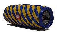 JBL Charge E3+ MINI портативная акустическая система с поддержкой Bluetooth, сине-желтая, реплика