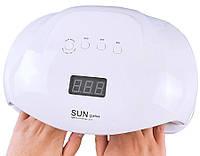 UV LED лампа SUN X Plus, 72 Вт, для сушки геля и гель-лака