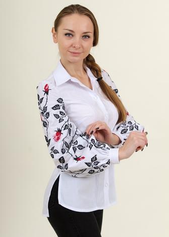 """Блуза - вышиванка """"Непокоренная"""", фото 2"""