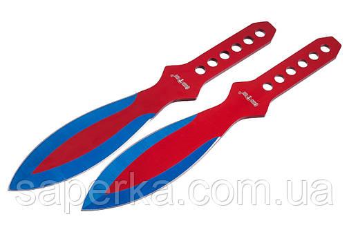 Набор метательных ножей 17881 (2 В 1), фото 2