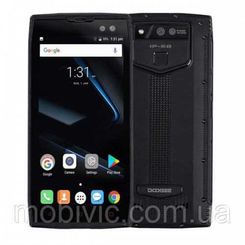 Смартфон Doogee S50 (black) IP68 оригинал (6Gb/64Gb) - гарантия!