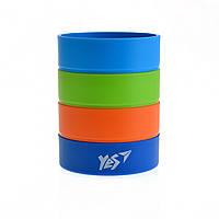 """Стакан для ручек """"YES"""" разборной """"Bright Rings"""" 470447"""