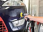Машинка полировальная пневматическая Mini DMP 25 Wurth, фото 3
