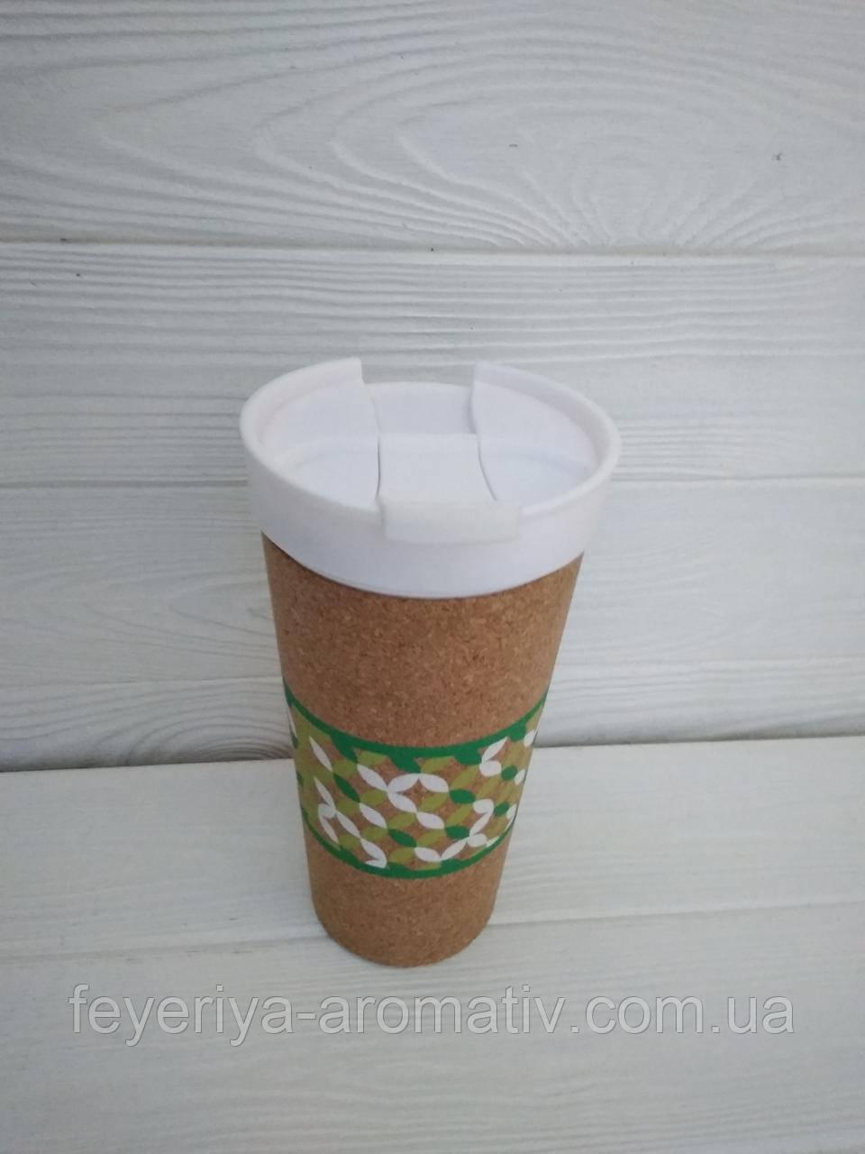 Пластиковый стакан с крышкой Ernesto 0,5л (Германия)