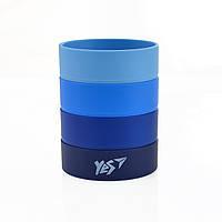 """Стакан для ручек """"YES"""" разборной """"Cool Rings"""" 470445"""