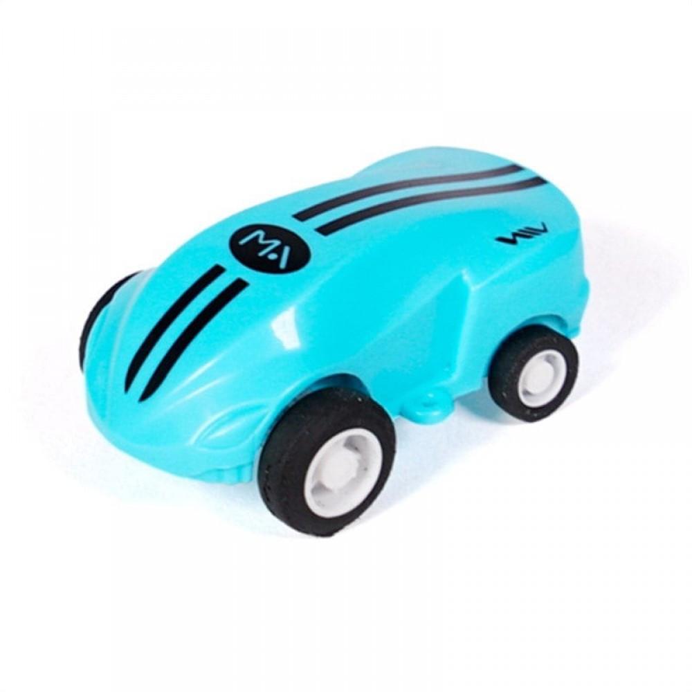 Машинка в шаре StreetGo Rapid Monster Blue