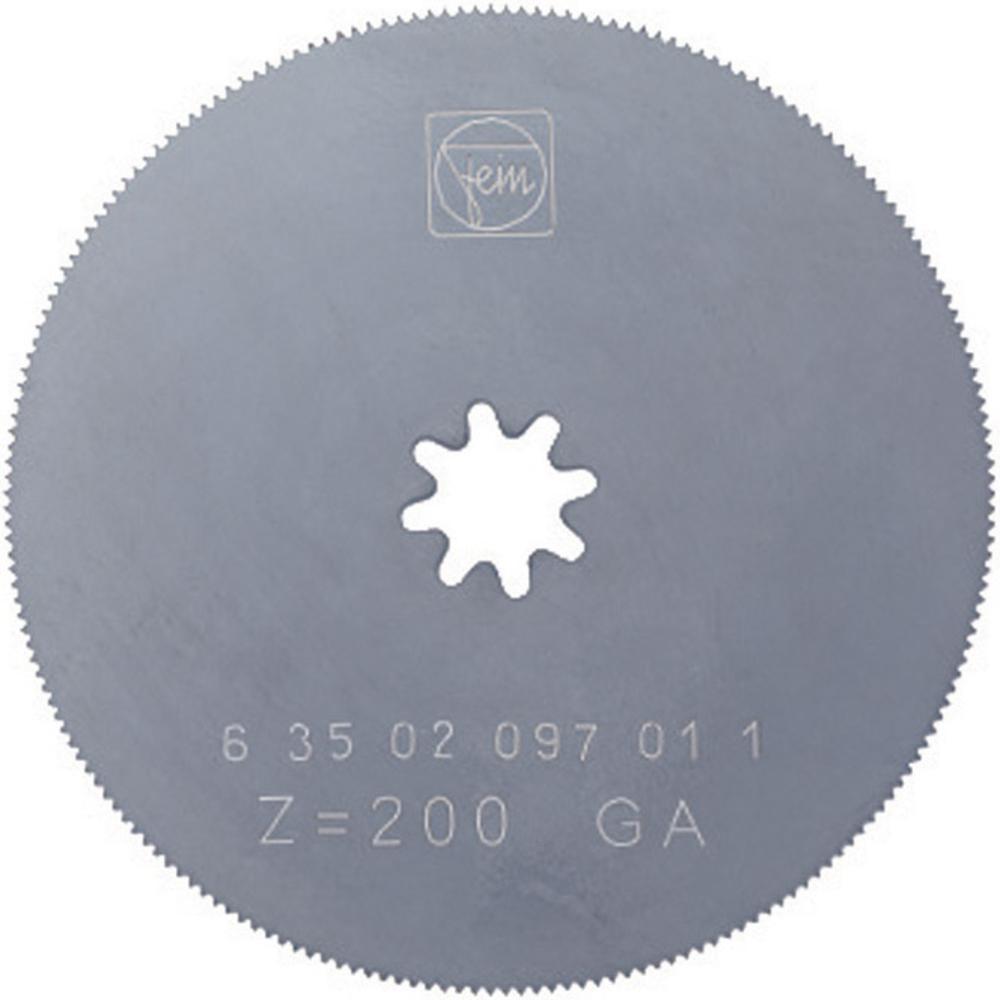 Дисковое пильное полотно из быстрорежущей стали HSS Fein 63502097011 Wurth
