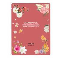 Увлажняющая тканевая маска с лососевым маслом и эфирными маслами Eyenlip moisture essence mask Salmon Oil
