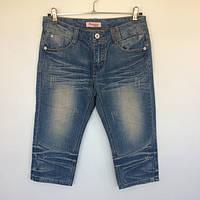 Бриджи джинсовые женские 36,38,40 Турция 5598