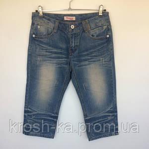 Бриджи женские джинсовые (36,38,40)р Турция 5598