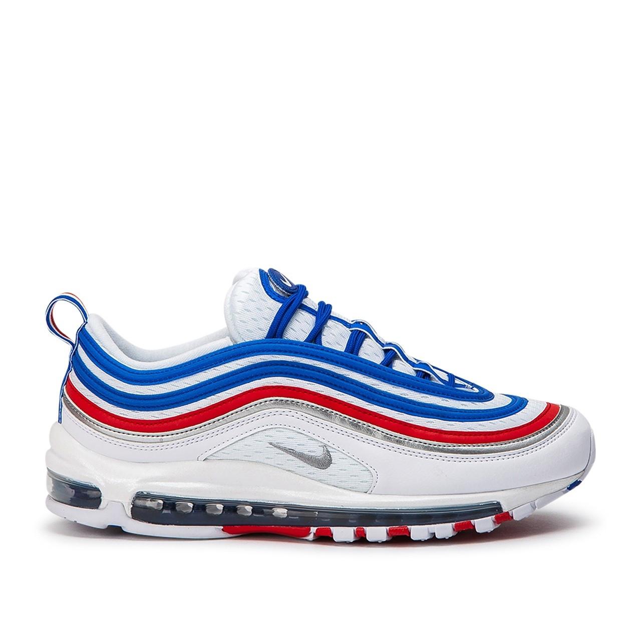 """Кроссовки Nike Air Max 97 All Star """"Белые\Синие\Красные"""""""