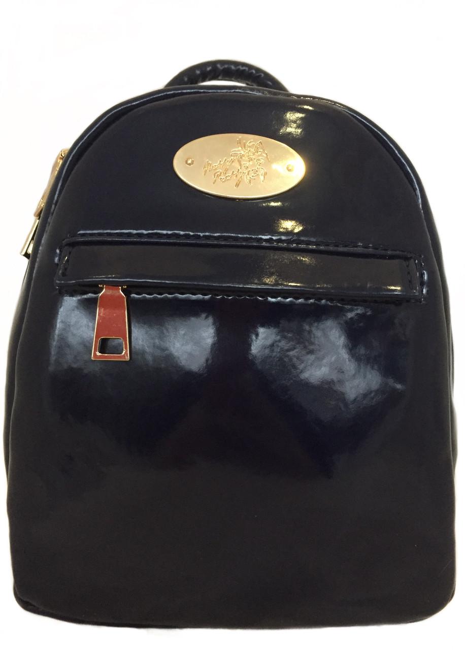 Рюкзак міський молодіжний Betty Pretty 878BLUELAK