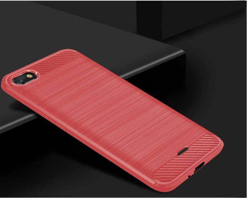 Чохол Carbon для Xiaomi Redmi 6A (2 кольори)