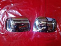 Накладки на зеркала для Ford C-max, Форд С-макс