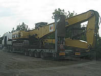 Аренда дорожно-строительной техники и спецавтотранспорта
