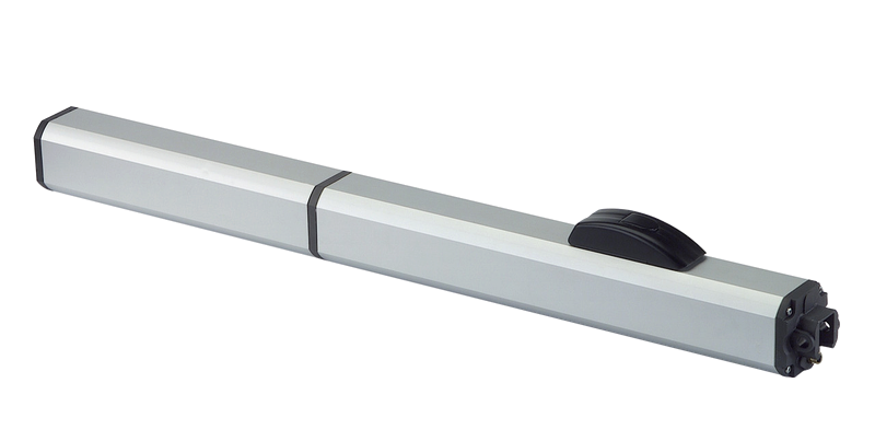 Привод FAAC 400 CBAC для распашных ворот со створкой до 2,2 м (интенсивность 70%)