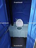 Туалетная кабинка ЭКО+ ( биотуалет ), фото 3