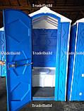 Туалетная кабинка ЭКО+ ( биотуалет ), фото 2