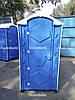 Туалетная кабинка пластиковая Биотуалет уличный
