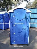 Туалетная кабинка пластиковая Биотуалет уличный, фото 1