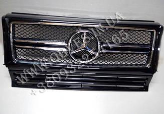 Решетка радиатора Mercedes G-class W463 стиль AMG G63