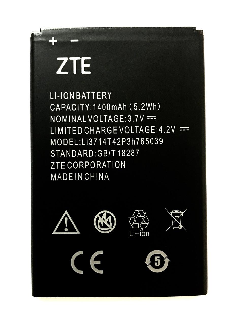 ZTE Blade A3 AF3 A5 Li3714T42P3h765039 Pro AF5 T220 T221 Аккумулятор Батарея