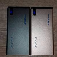 Power bank VAMAX 10400mA (VMX-LCD 1822) высокое качество!