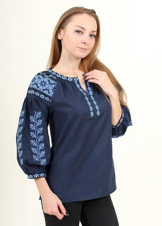 """Блуза - вышиванка """"Андрианна"""", фото 2"""