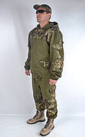 """Военный костюм Горка оригинал, вставки из """"Kryptek"""" - Код 40-57"""