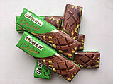 Шоколад Ulker молочный  с фисташками, 32г, фото 2