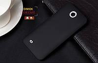 Чехол накладка бампер для HTC Desire 300 чёрный