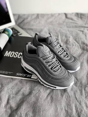 "Кроссовки Nike Air Max 97 Wolf ""Серые"", фото 2"