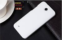 Чехол накладка бампер для HTC Desire 300 белый