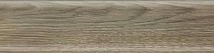 Плінтус Salag Дуб Вікторія 56мм 5667 з кабель - каналом